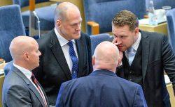İsveç Demokratları suç işlemek konusunda rekabeti sevmiyorlar!