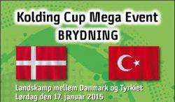 Kolding Cup – DK vs.TR – Güreş Turnuvası
