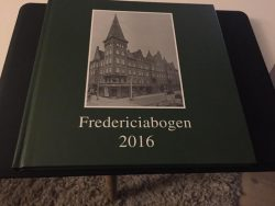 Turan Savaş Fredericabogen'da